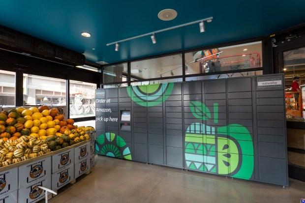 Lockers Whole Food Omnichannel Market Research