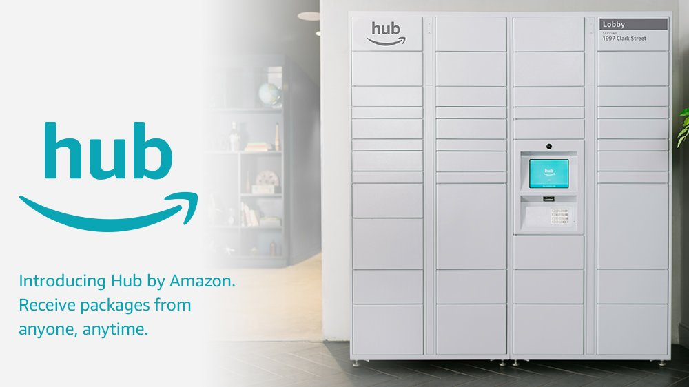 Amazon Hub Retail Market Research