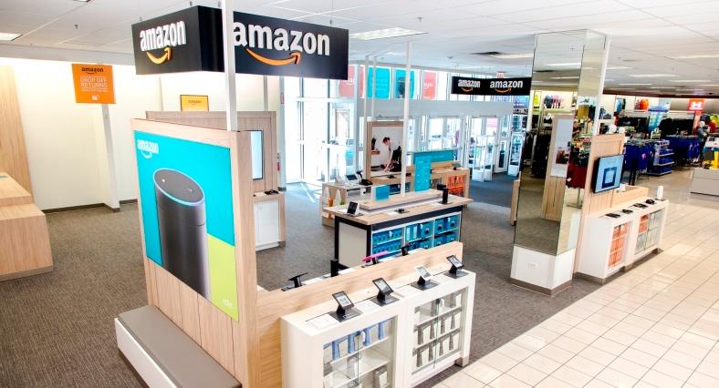Amazon in Kohls omnichannel market research