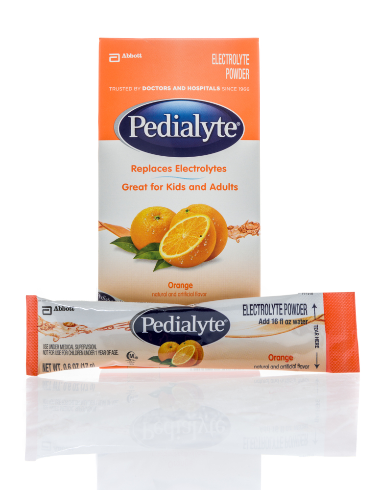 CPG Market Research Pedialyte