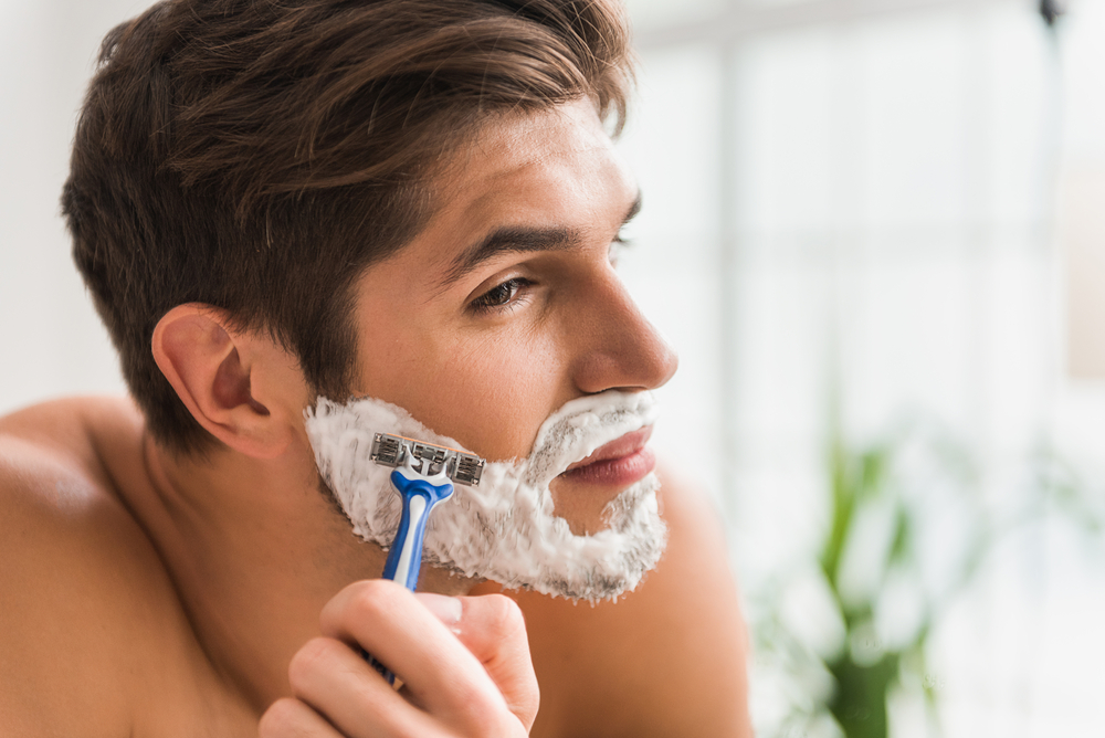 CPG market research DTC shaving