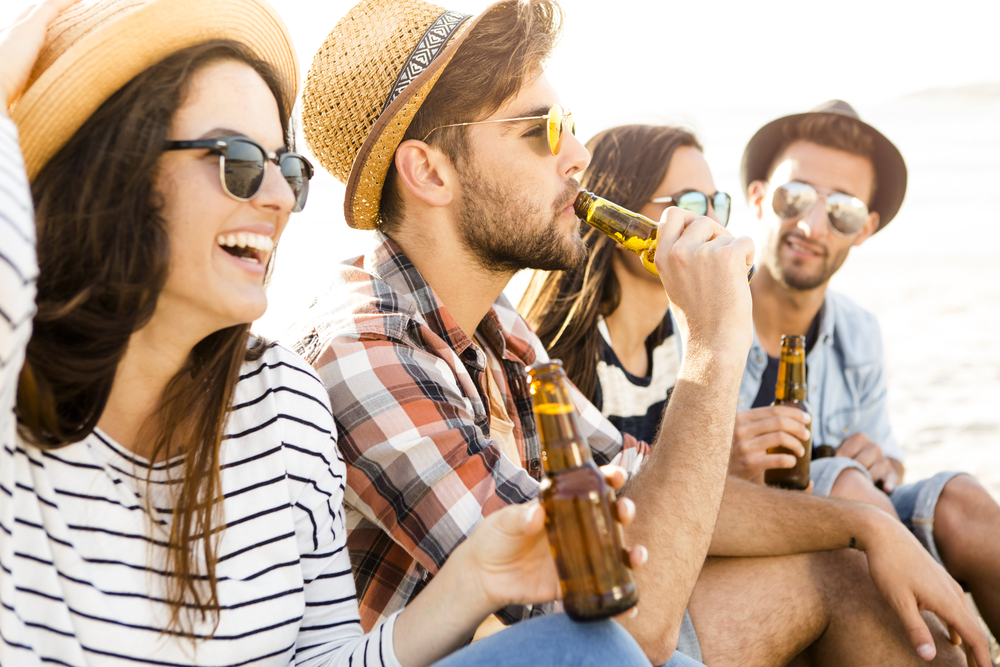 alcohol industry report beer