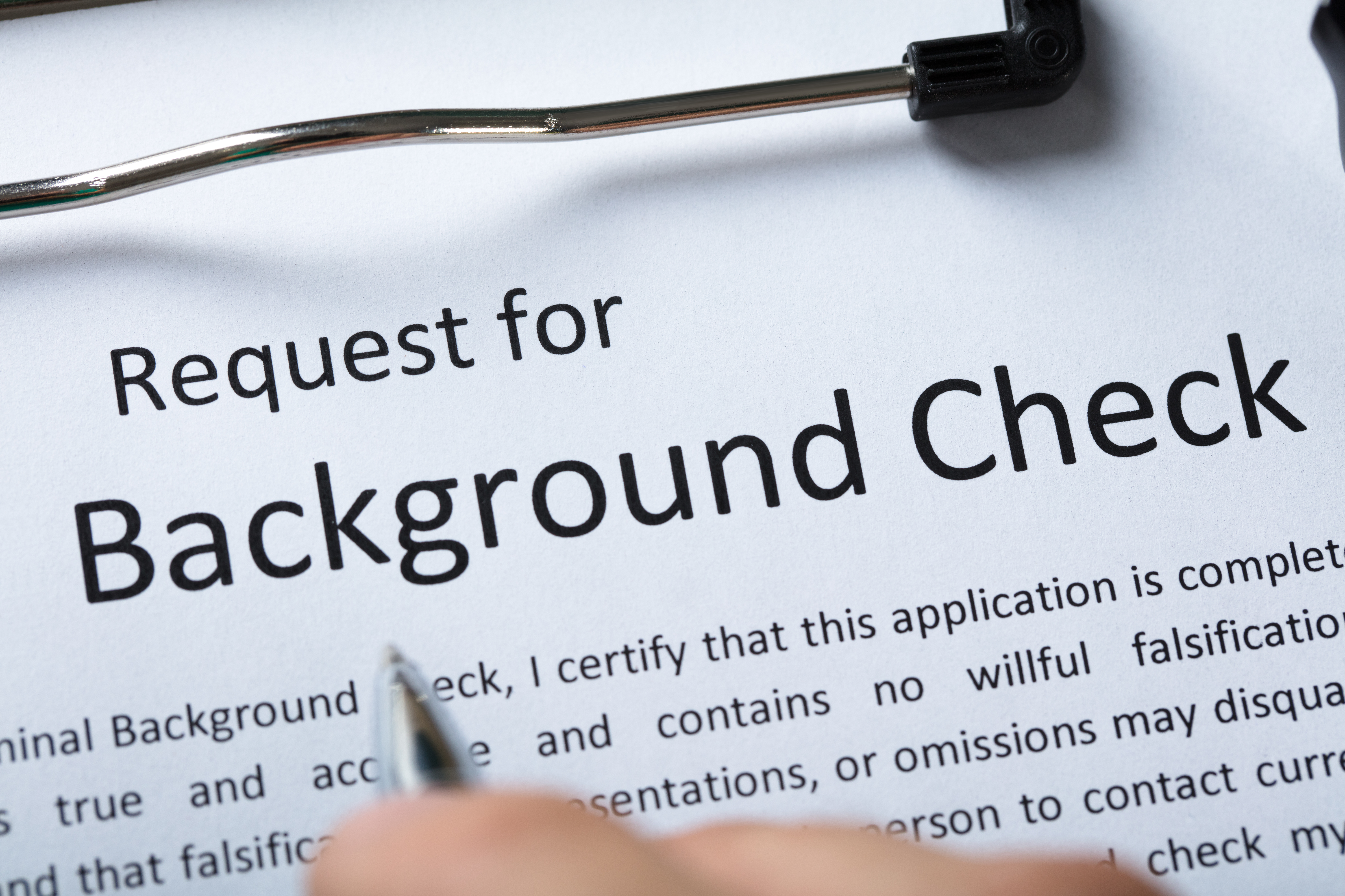 background check consumer reporting