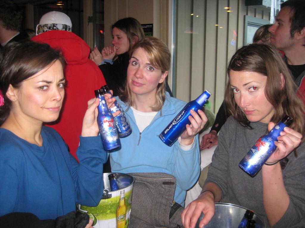 beverage market research bud light face