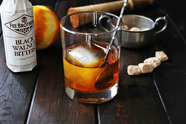 The Black Walnut Old Fashioned