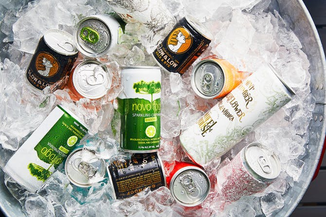 canned cocktails market research