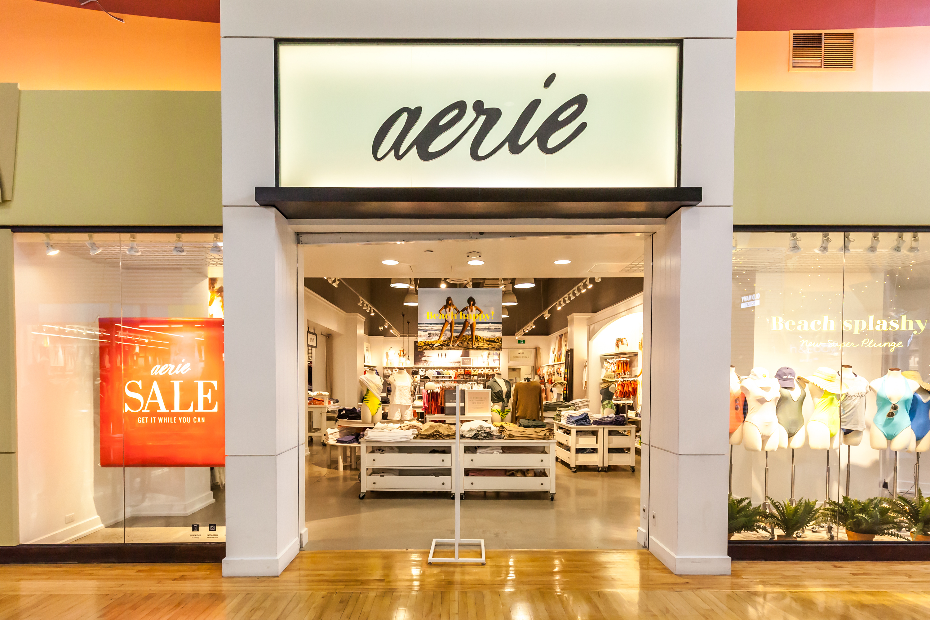 competitor analysis aerie