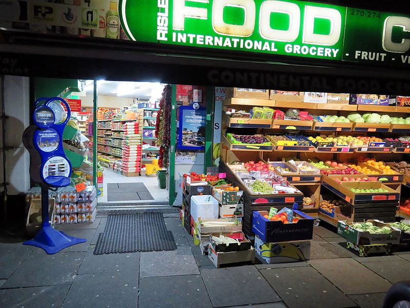 convenience store market research local c store