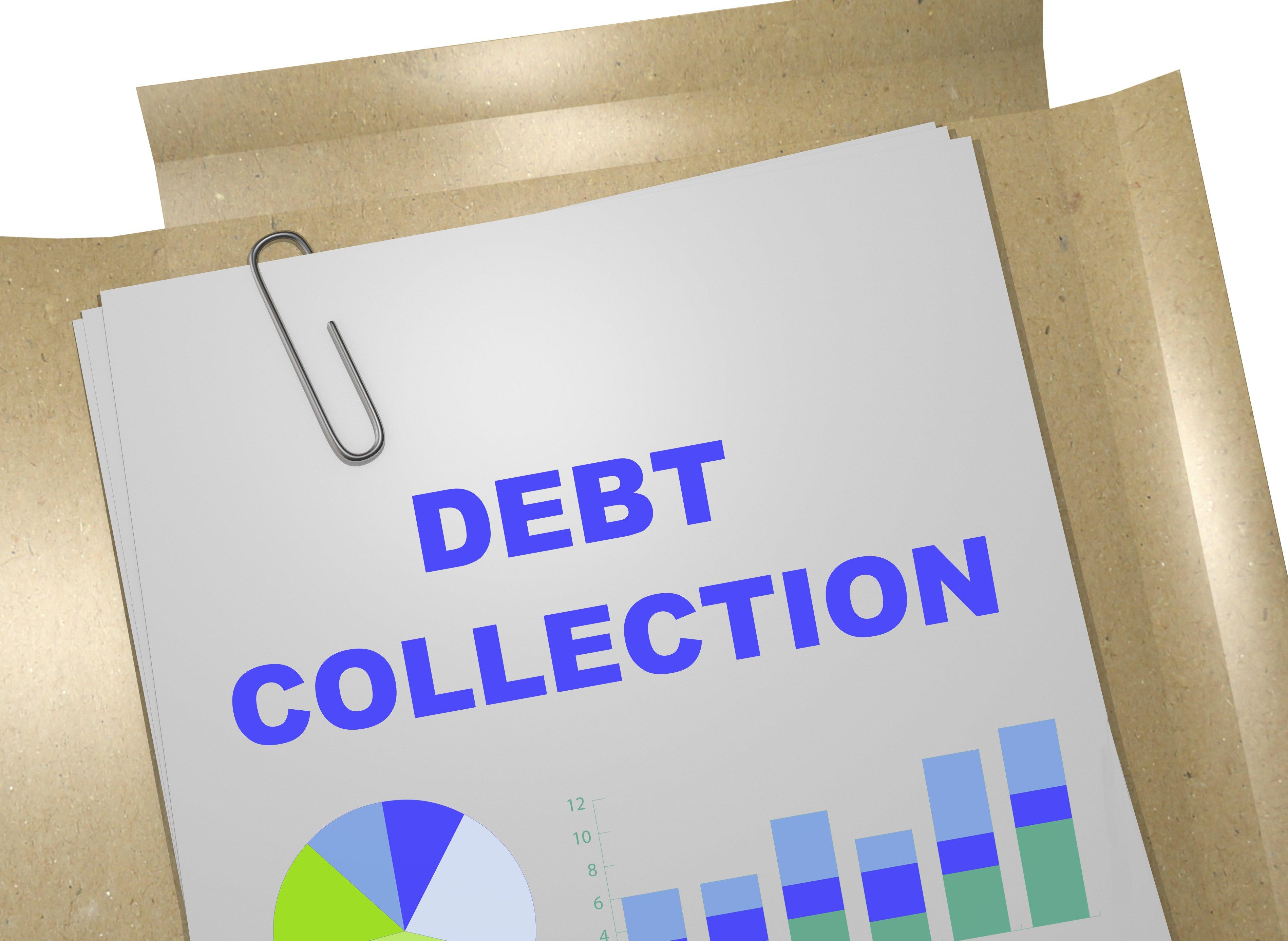 debt collector inspections bills
