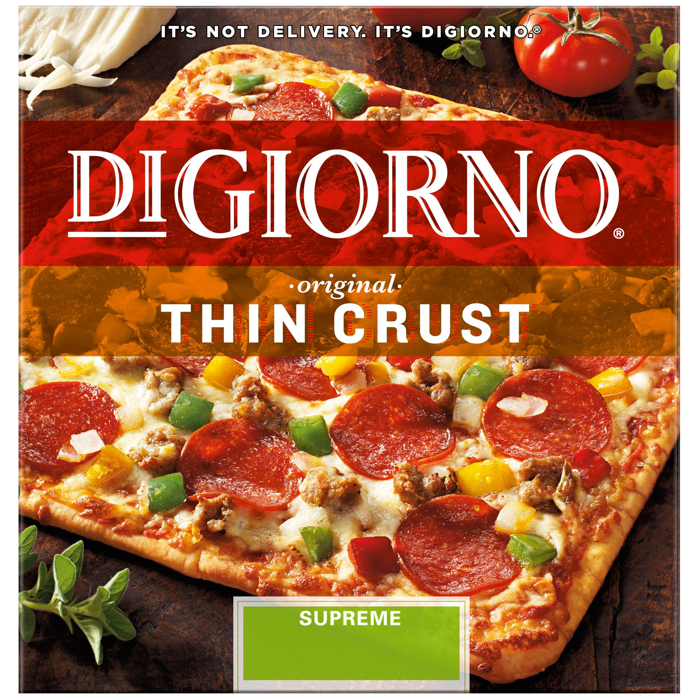 digiorno advertising market research