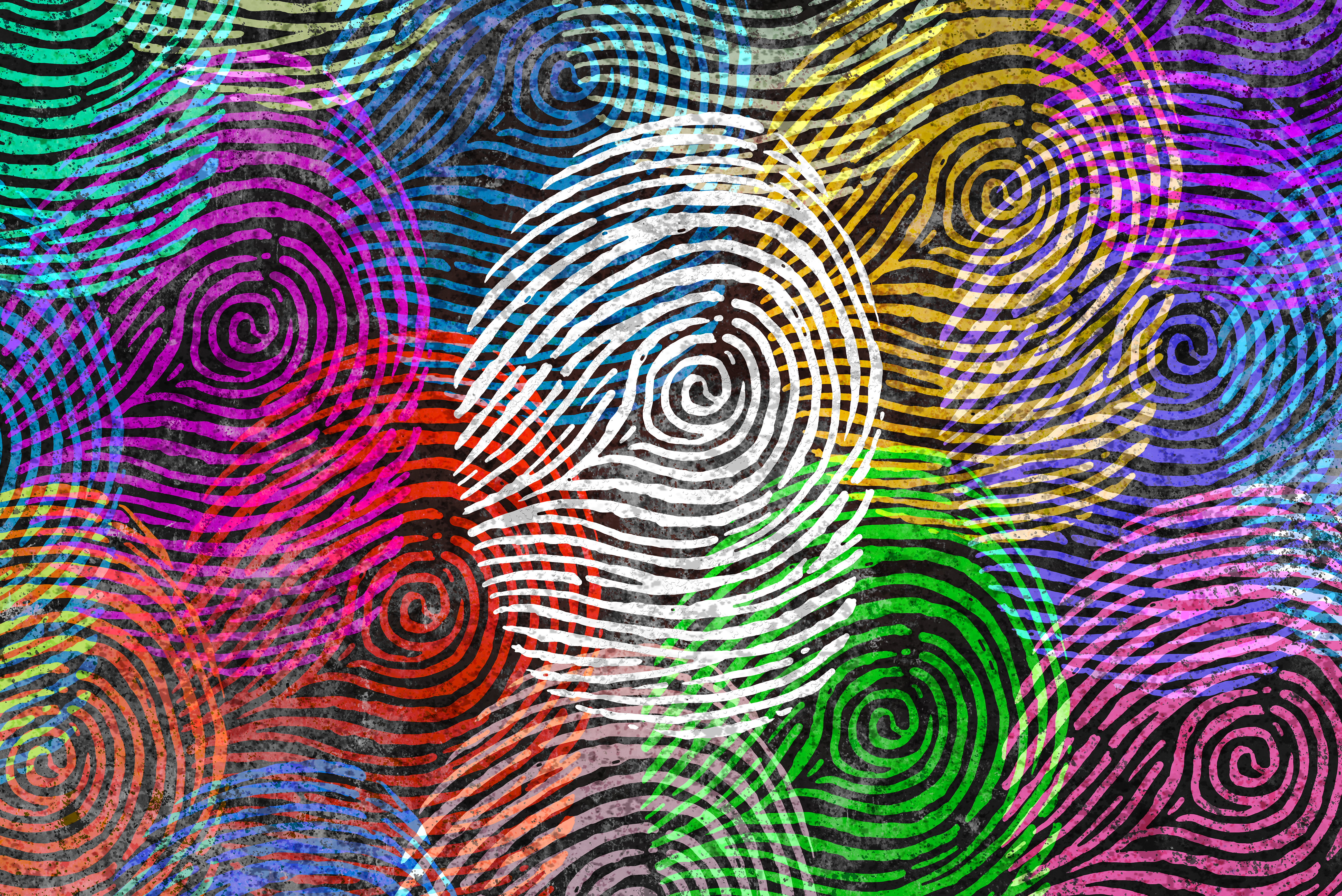 diversity and inclusion finger print