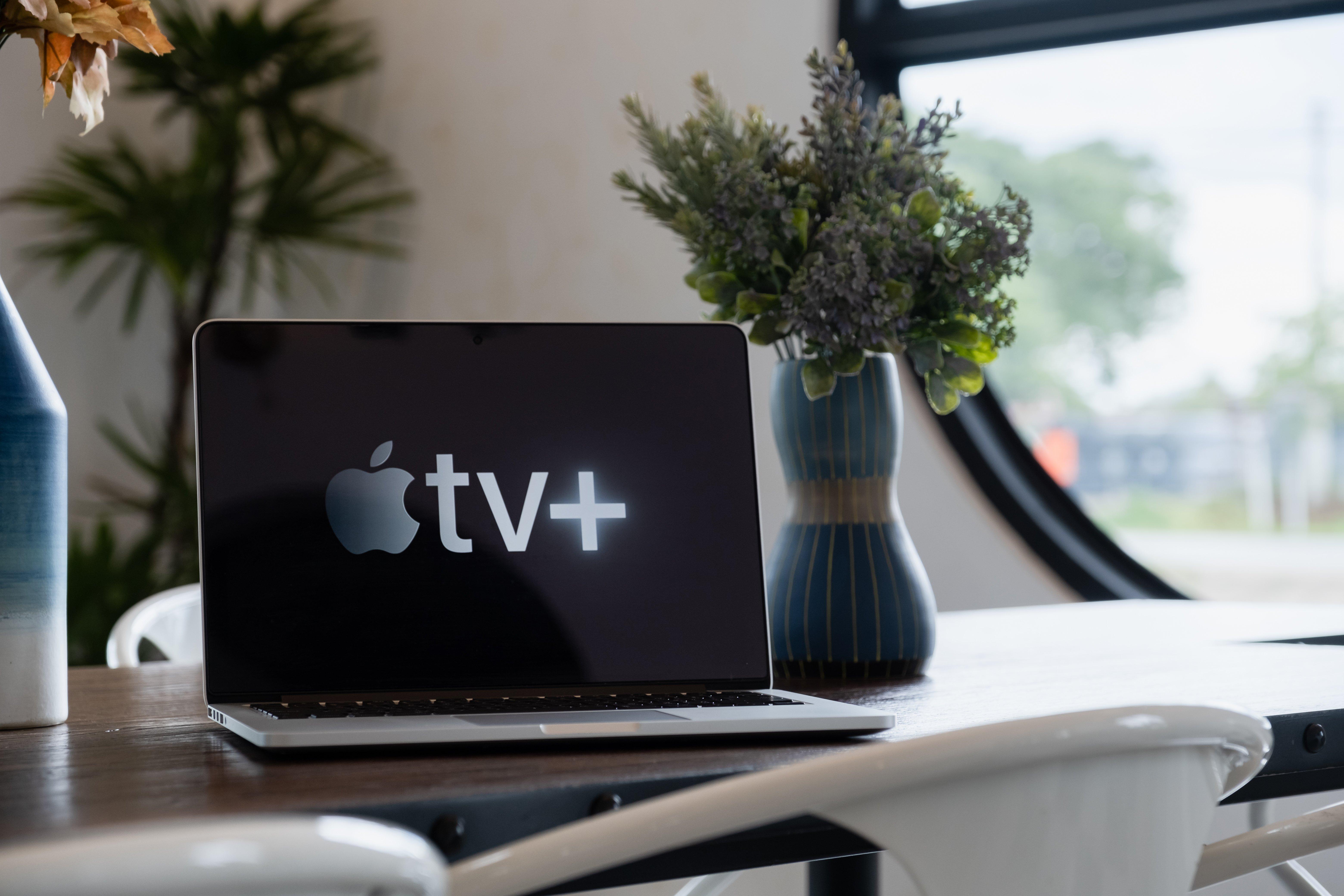 entertainment market research apple tv plus