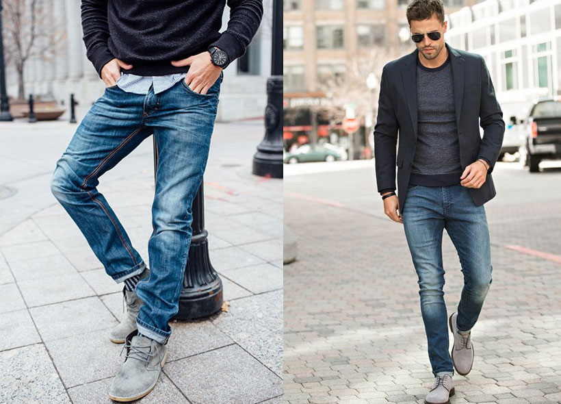 fashion market research mens jeans