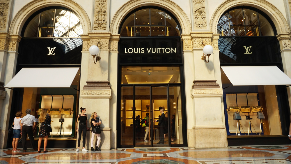 fashion retail market research LVMH