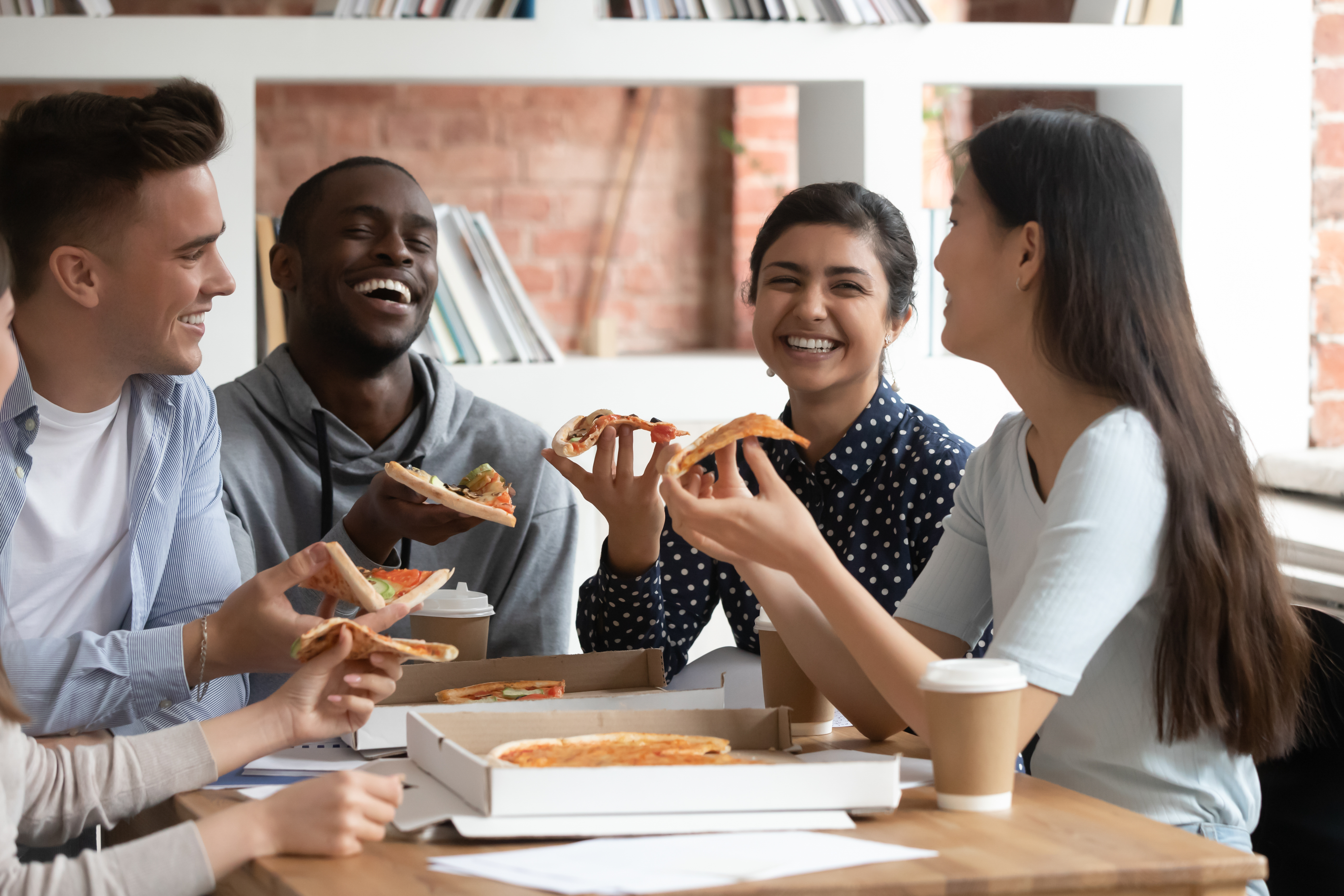 fast casual food industry report pizza