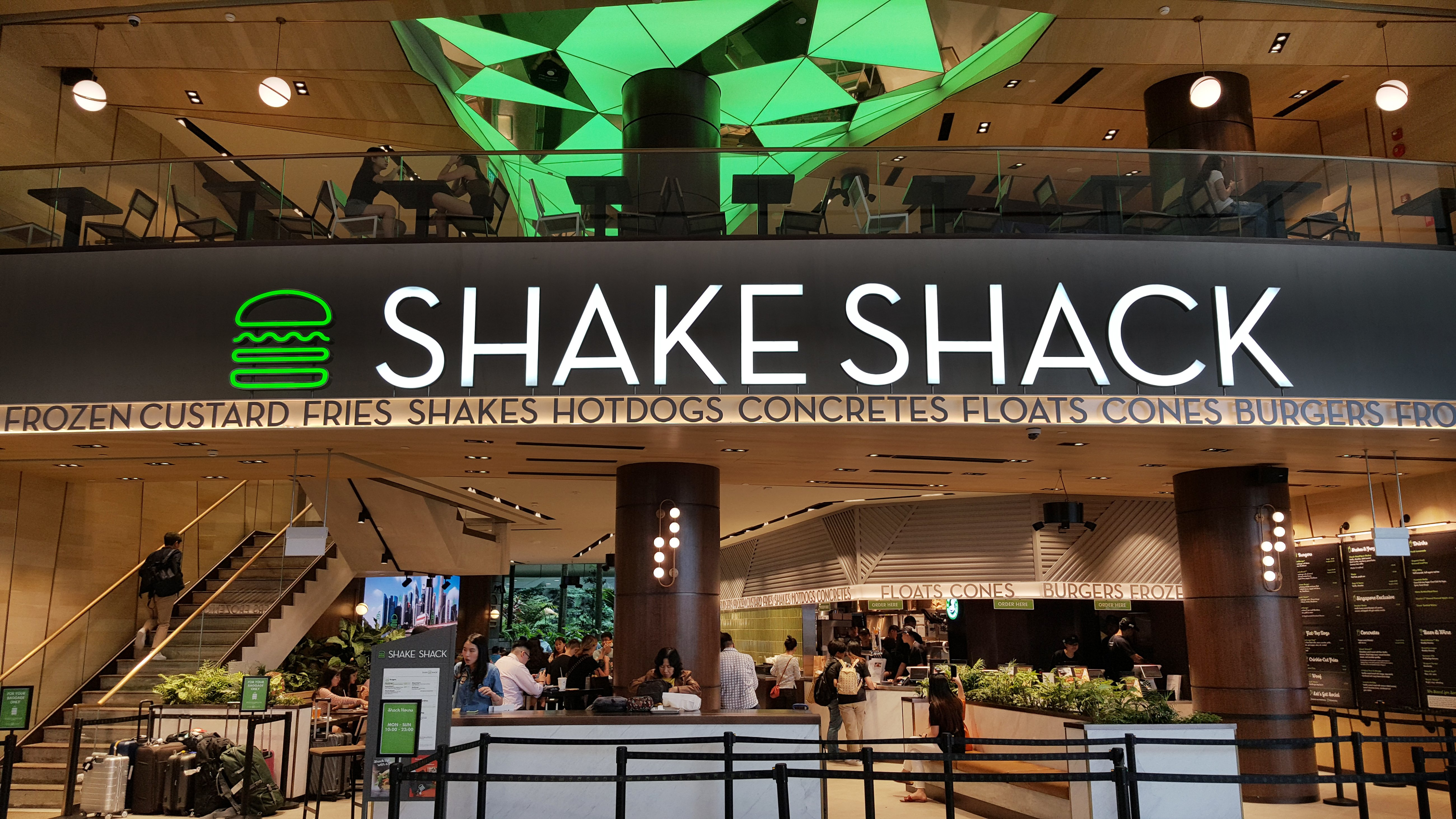 food industry market research shake shack