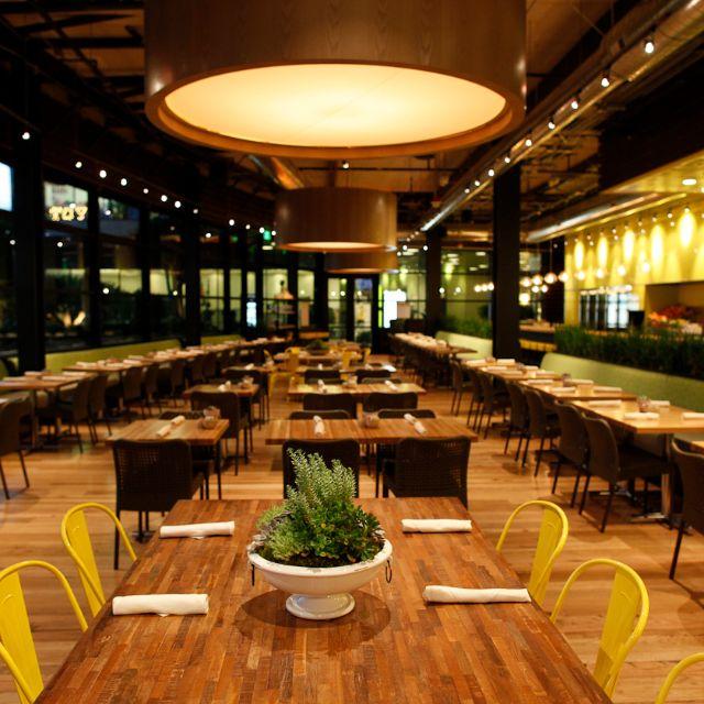 food service industry report true food kitchen