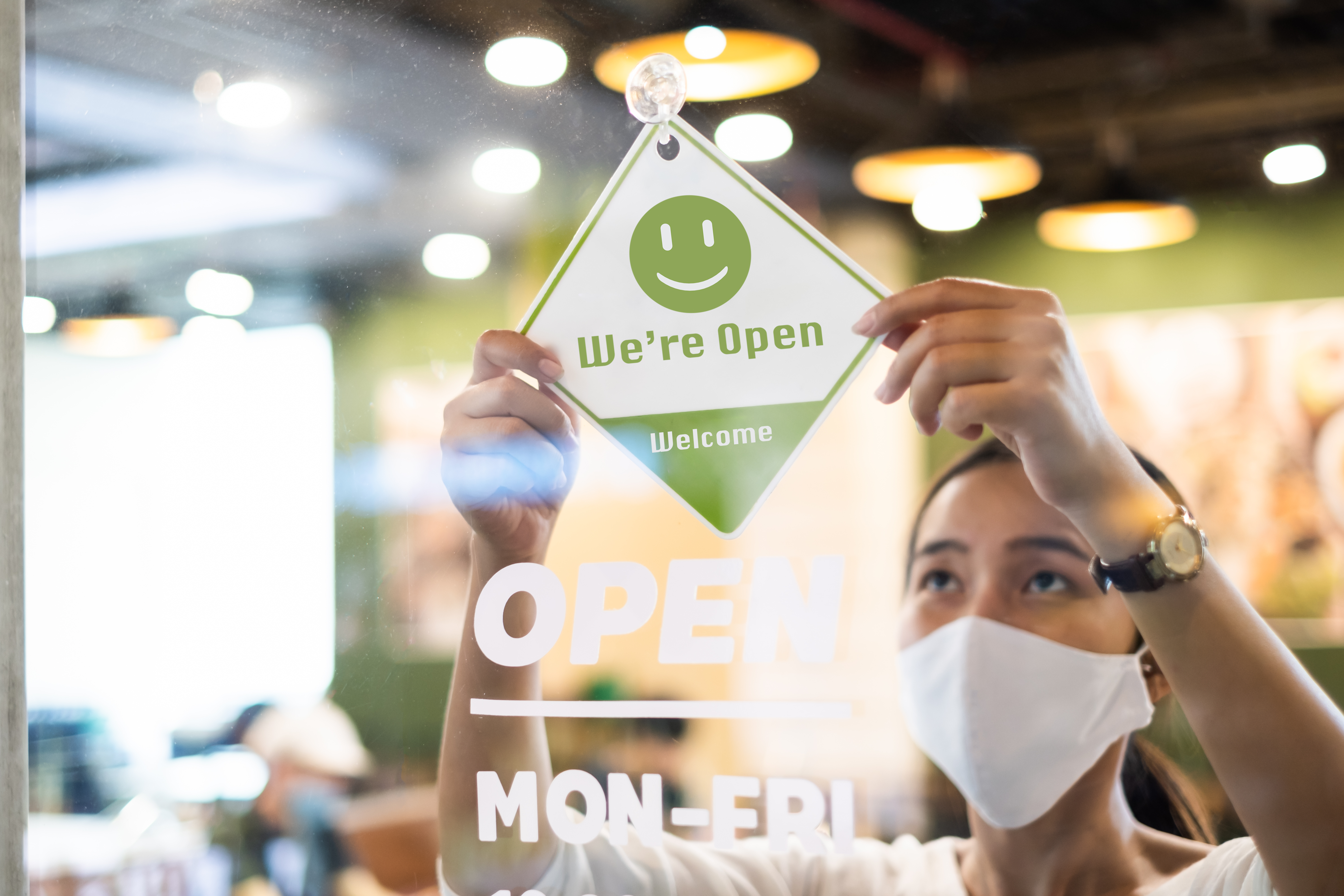 food service market research reopening