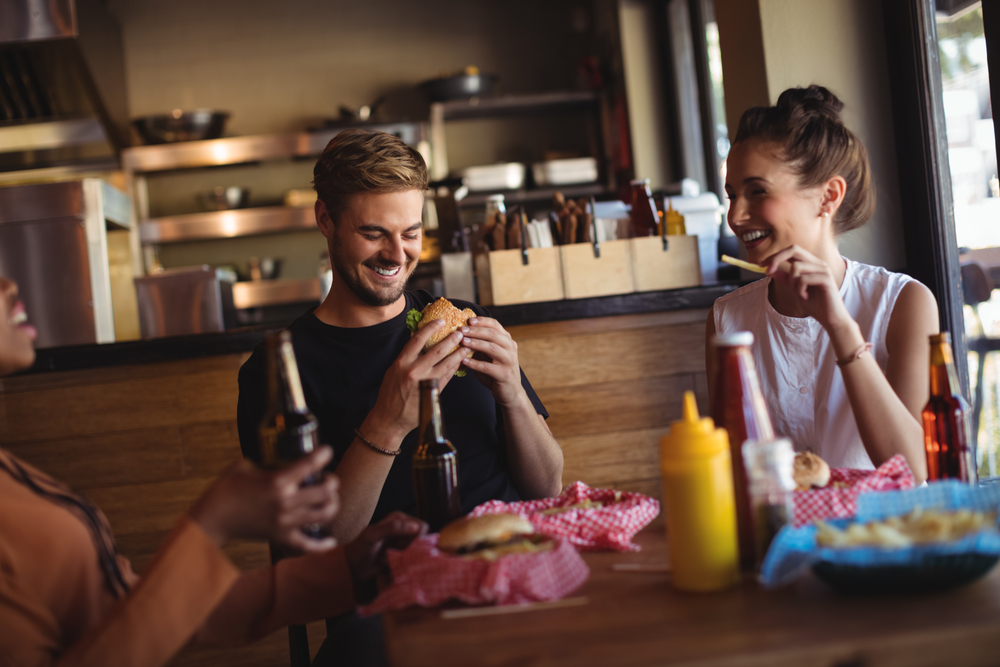 food service market reserach fast casual food