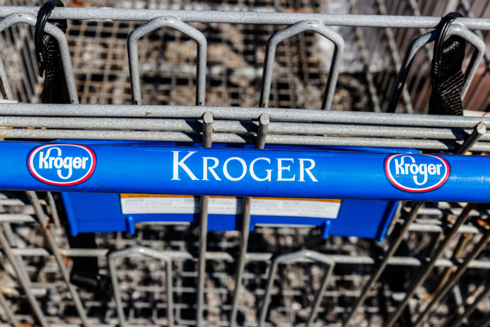 grocery industry market research kroger cart