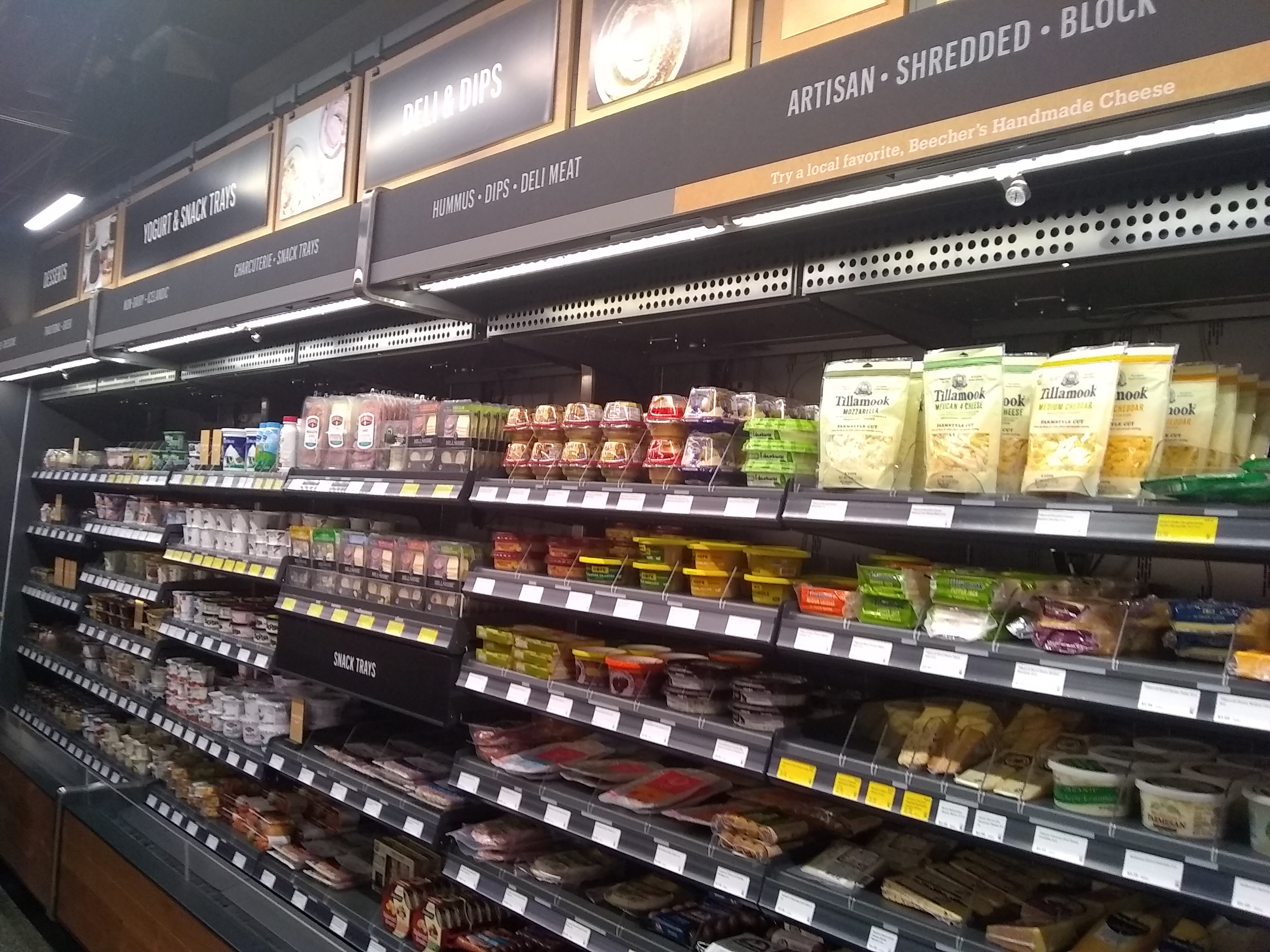 grocery market research amazon go