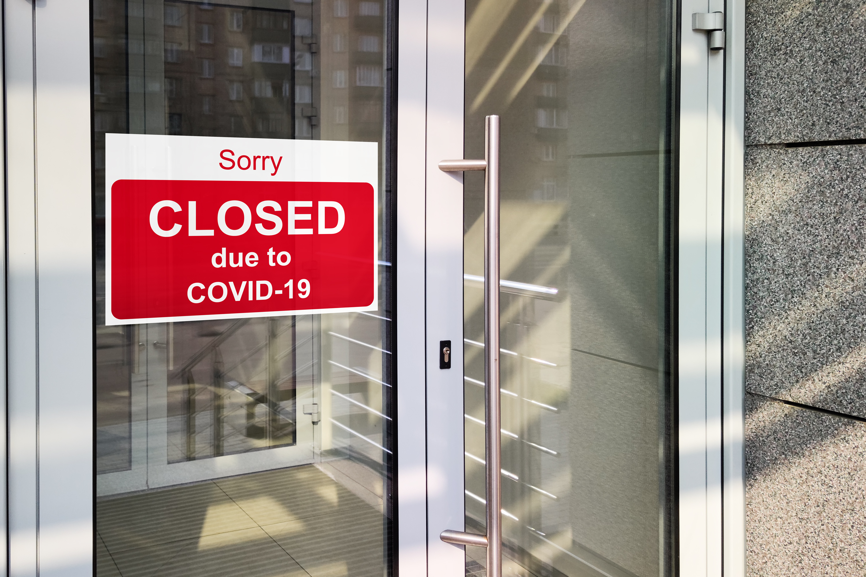 health and safety market research closed coronavirus