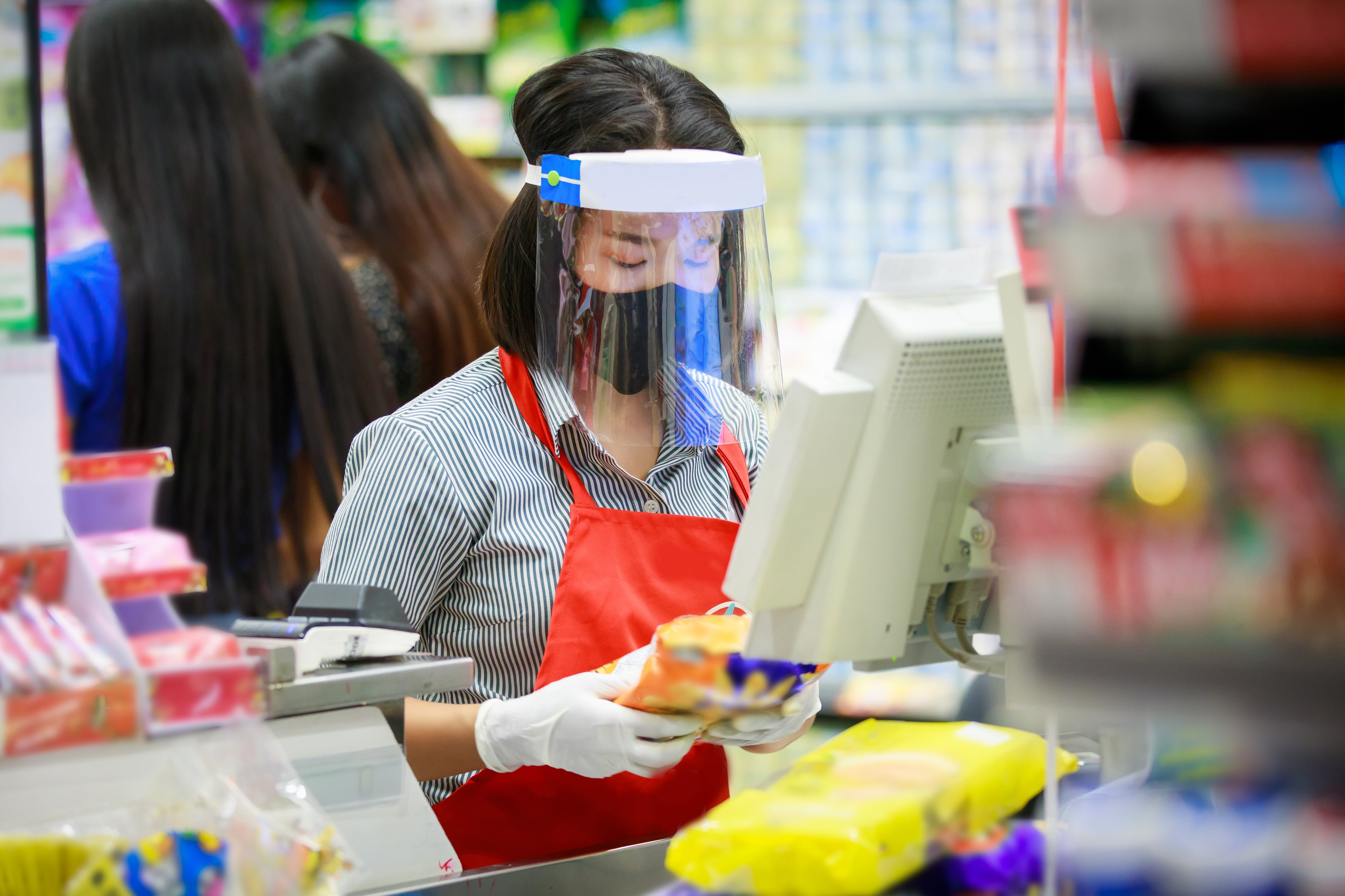 health and safety market research retail work face mask