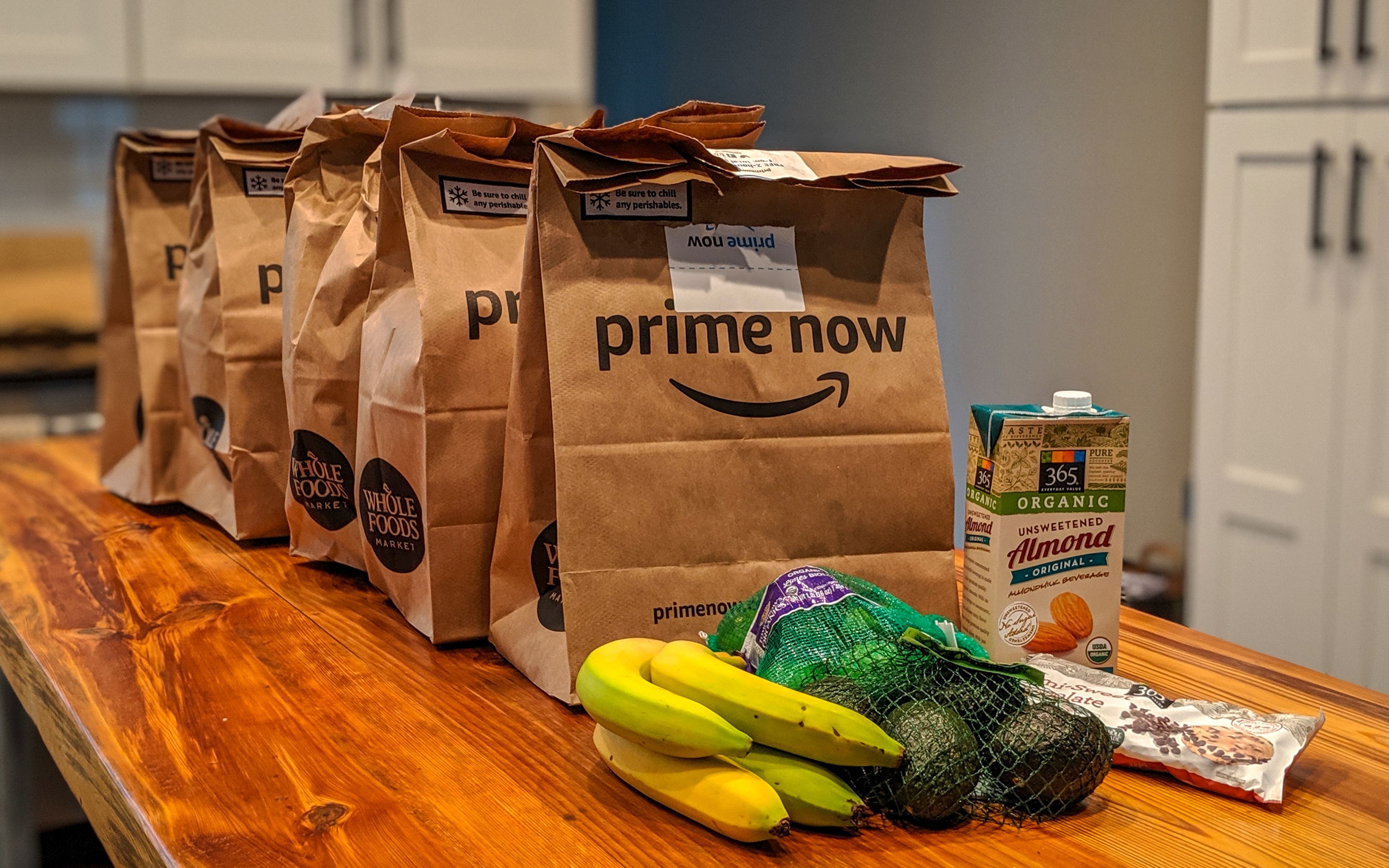 market research amazon grocery delivery