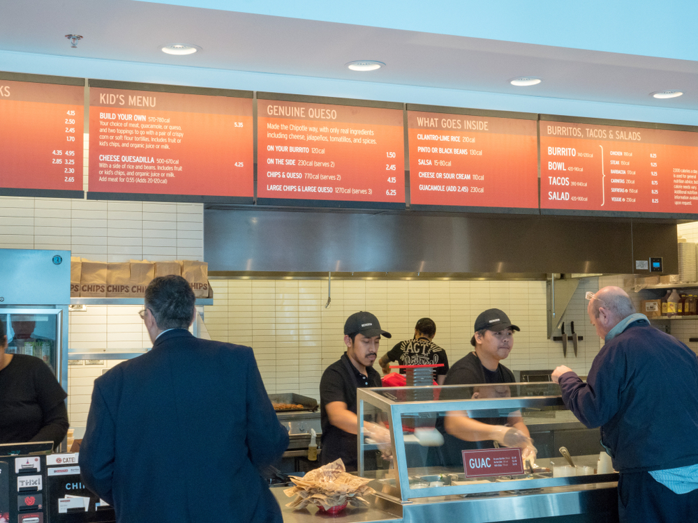 market research chipotle