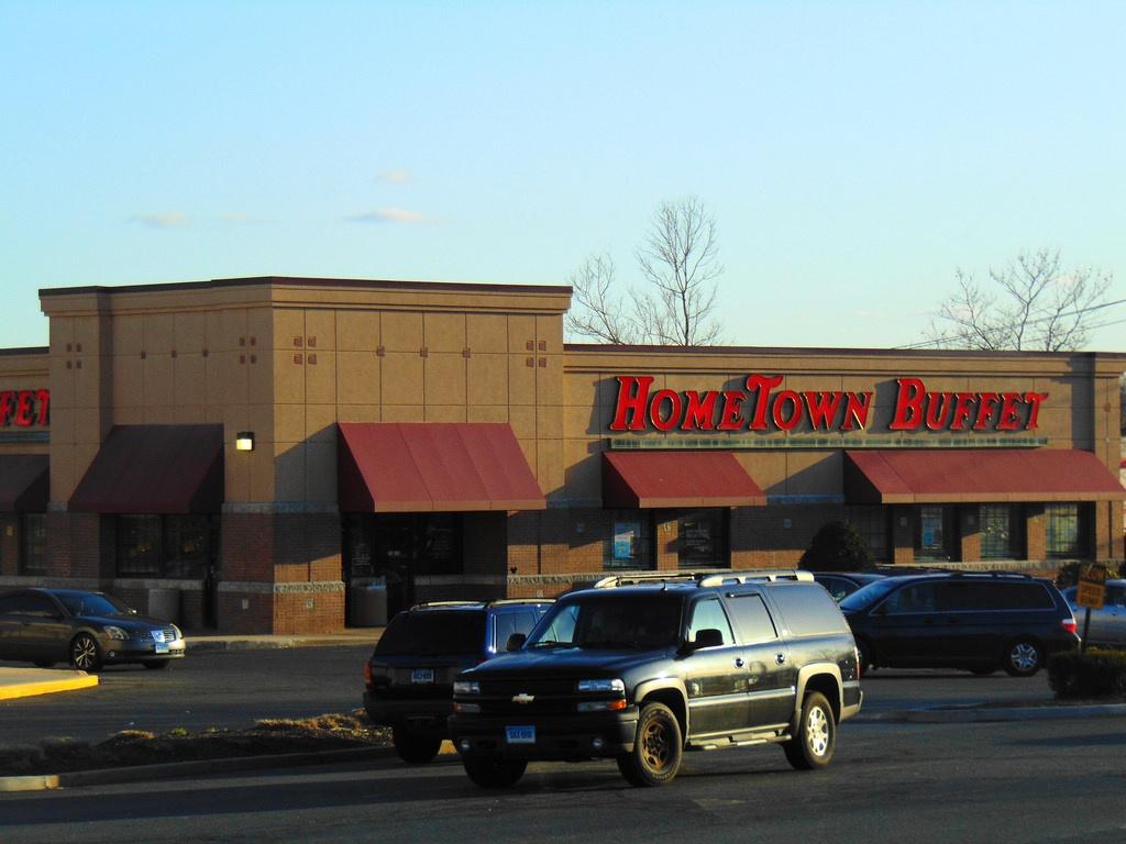 market research hometown buffet