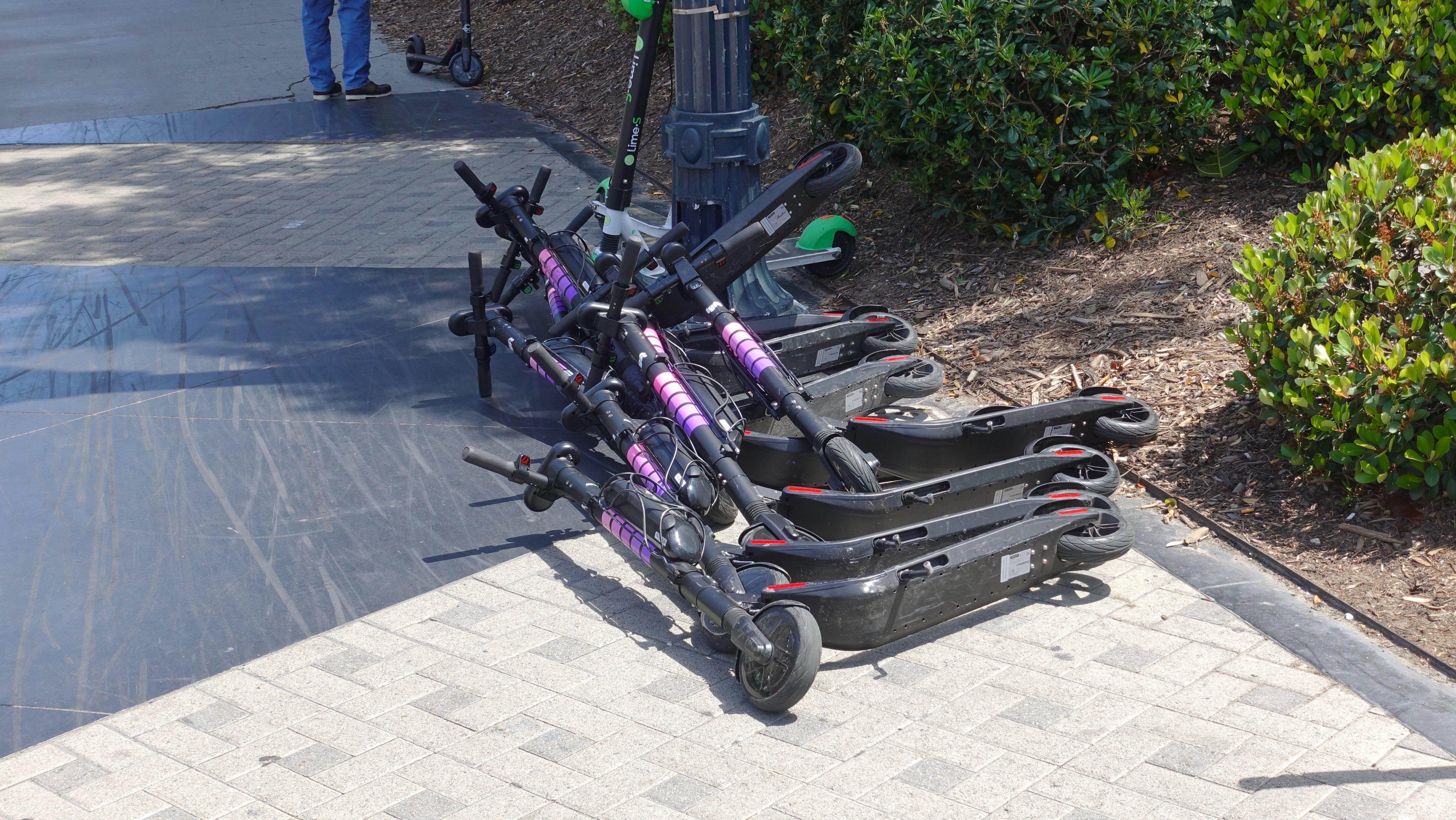 market research lyft scooter