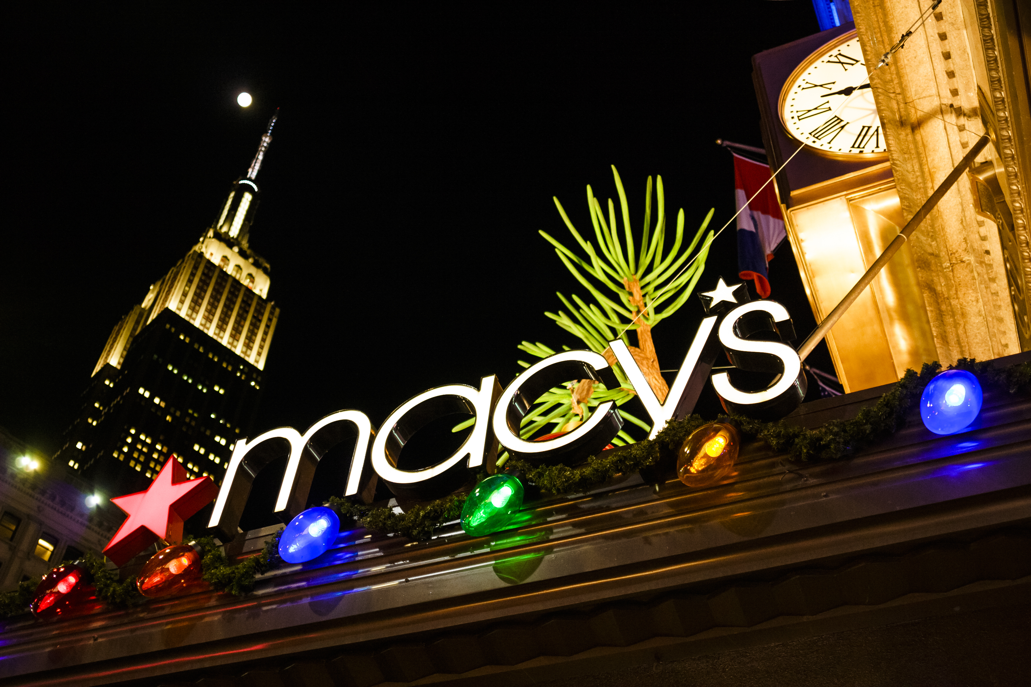 market research macys holiday