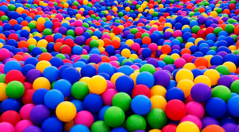 market research methodologies kids menu ball pit