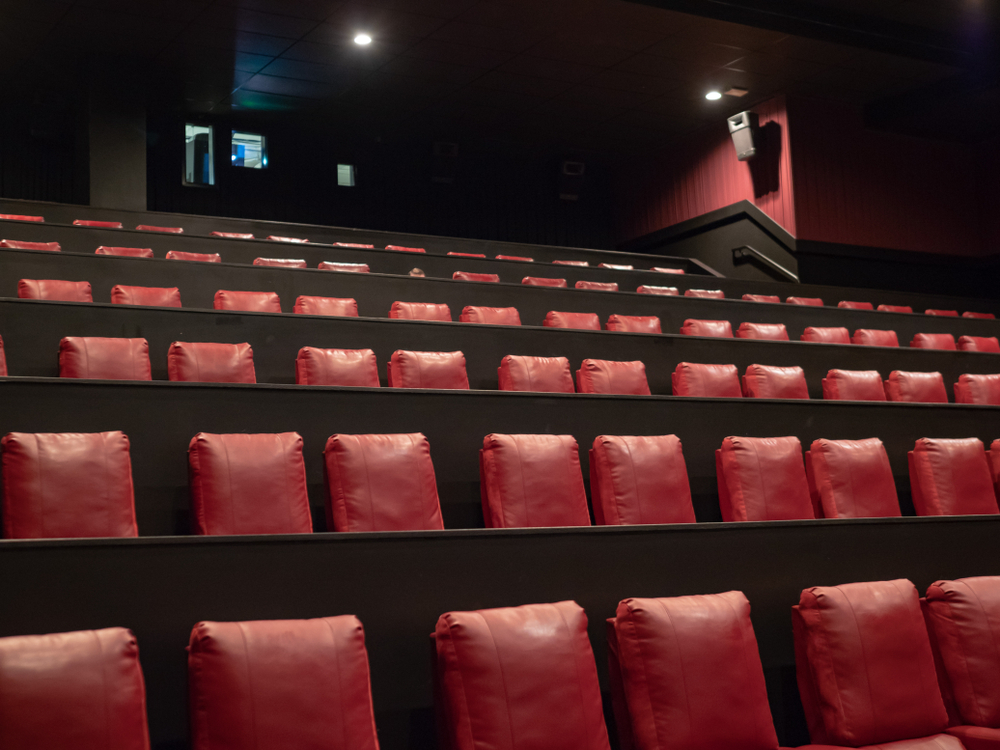 market research movie theater