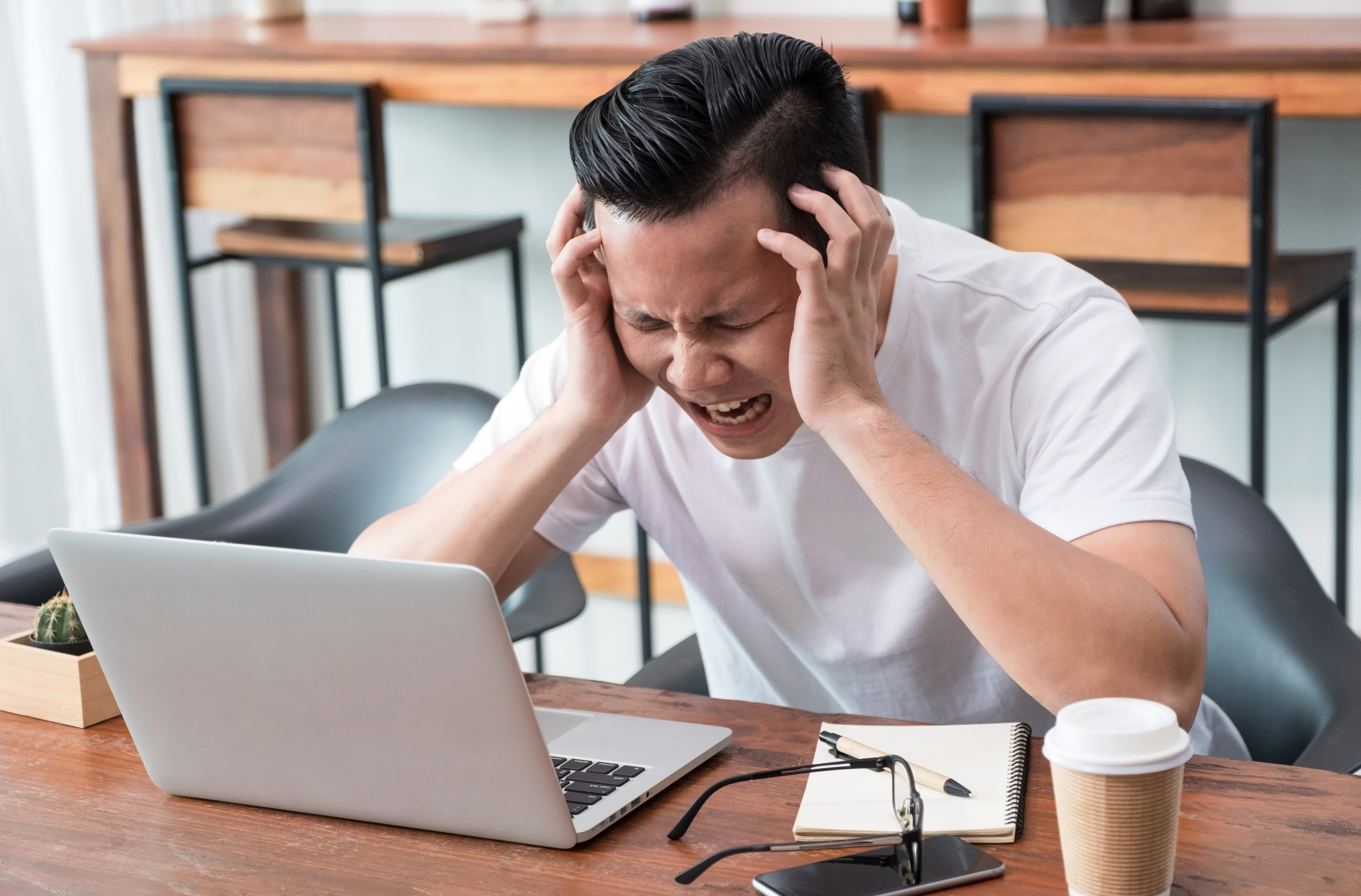 market research stress