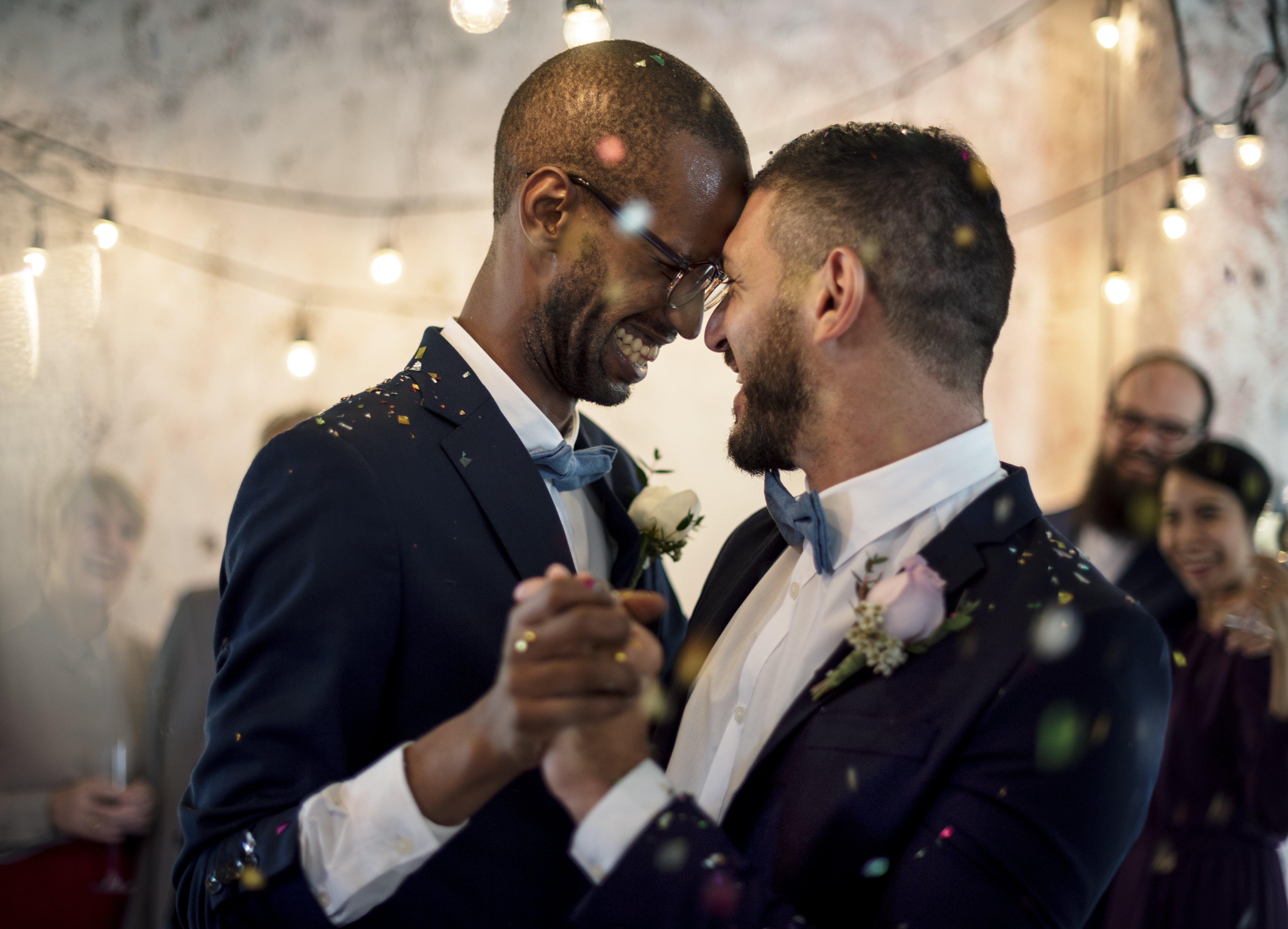 market research wedding grooms