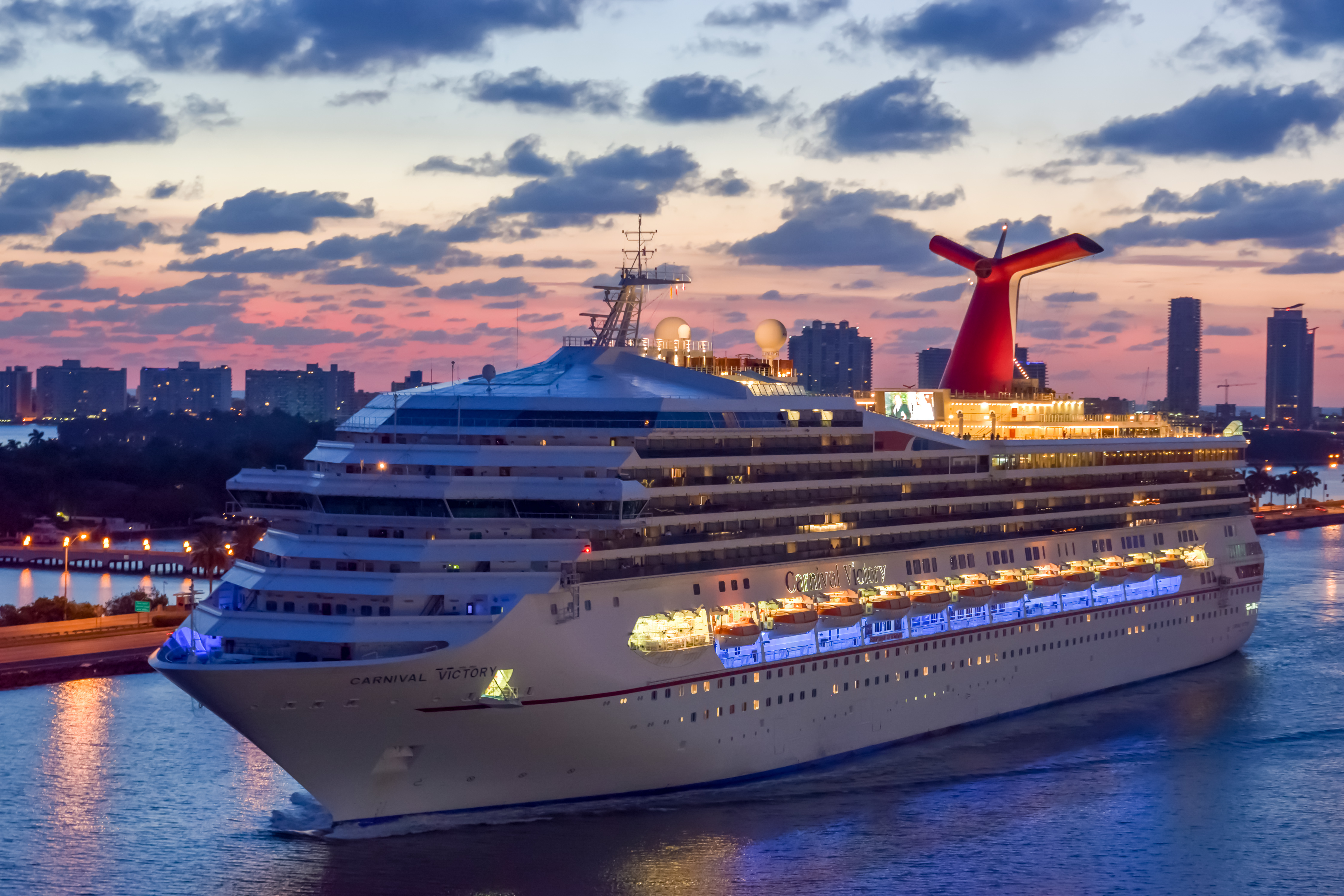 market reserach carnival cruise