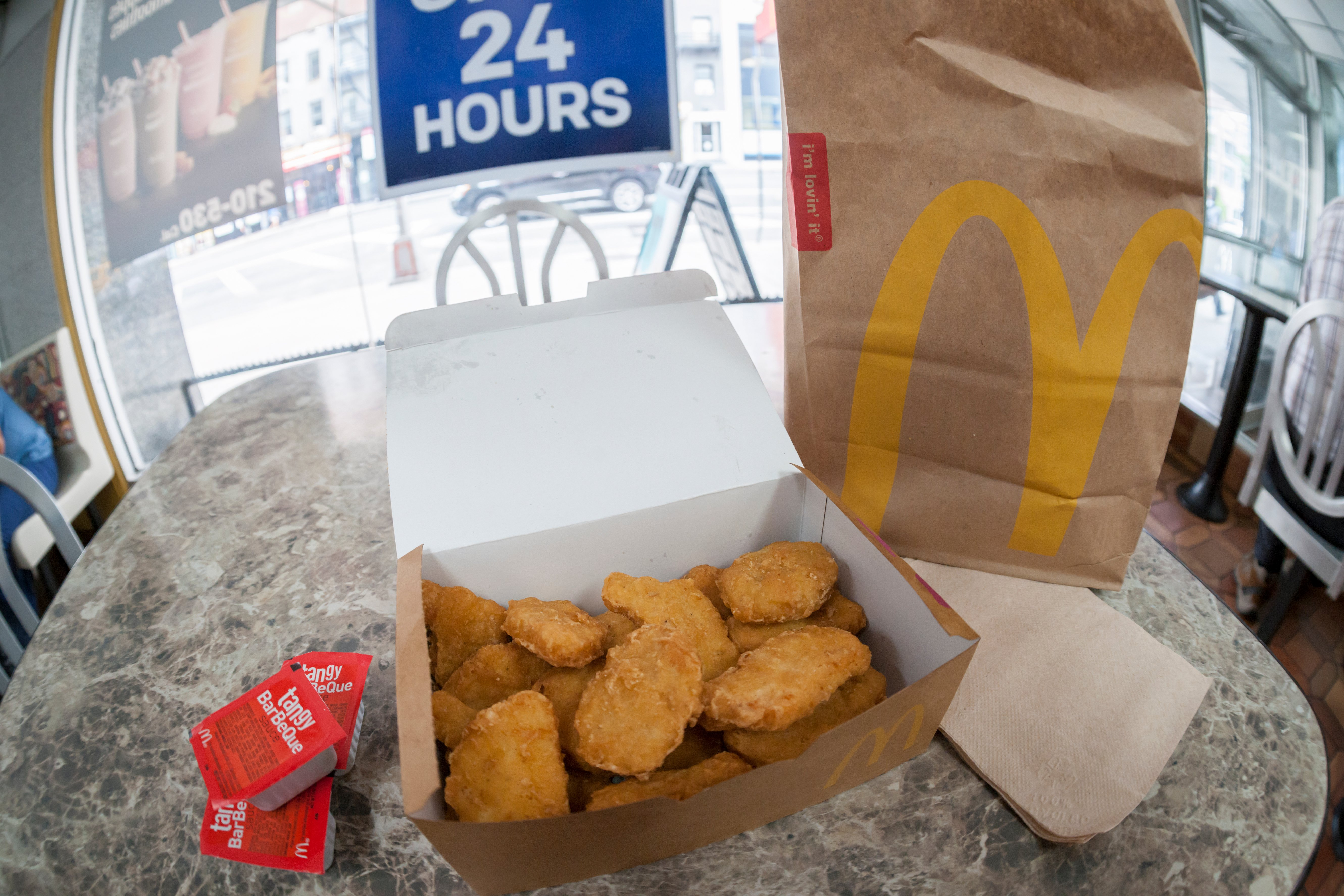 market reserach mcnuggets