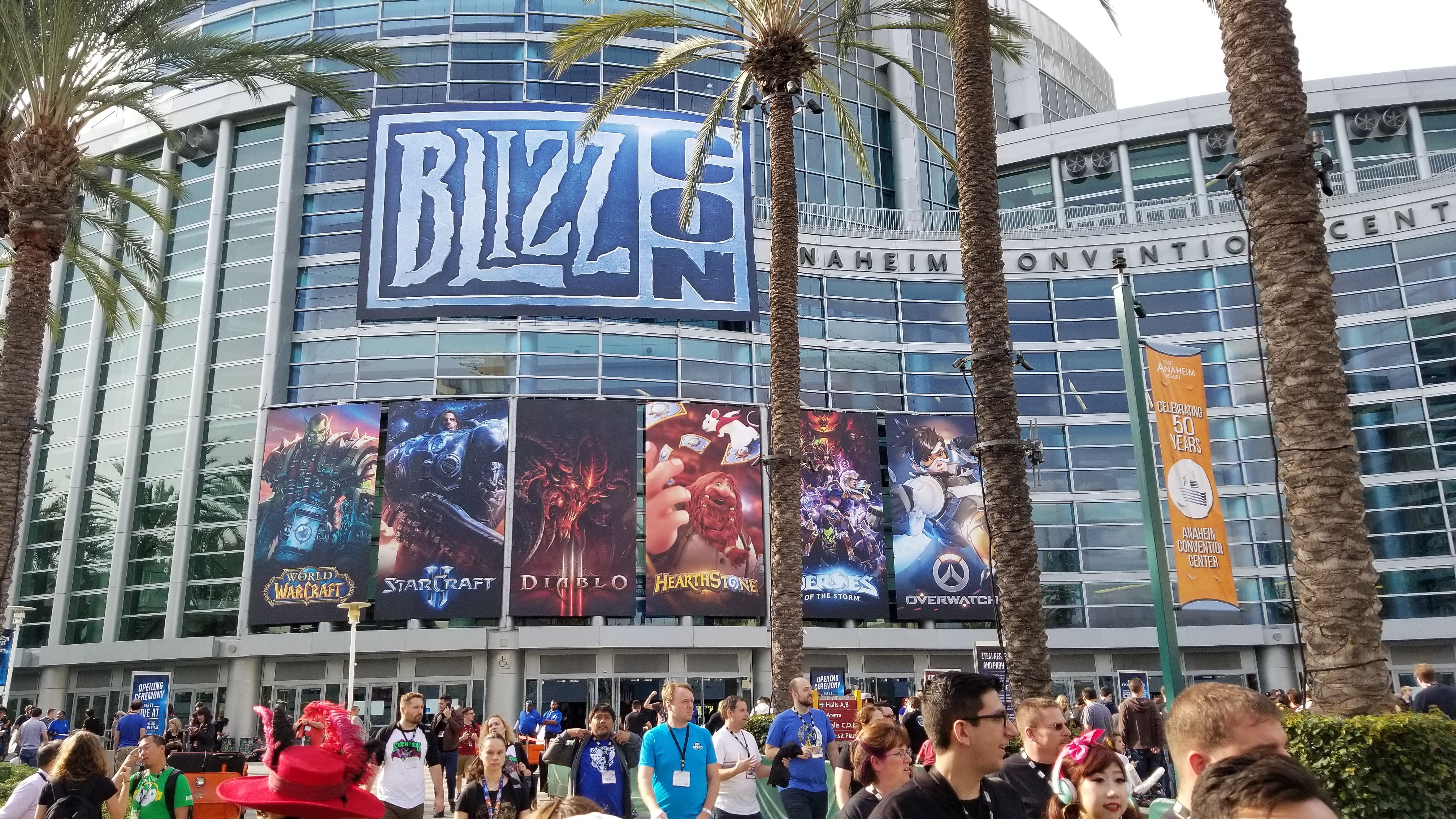 marketing and advertising blizzcon