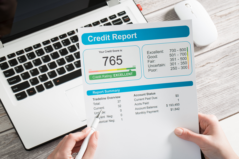 onsite inspection credit bureau credit report