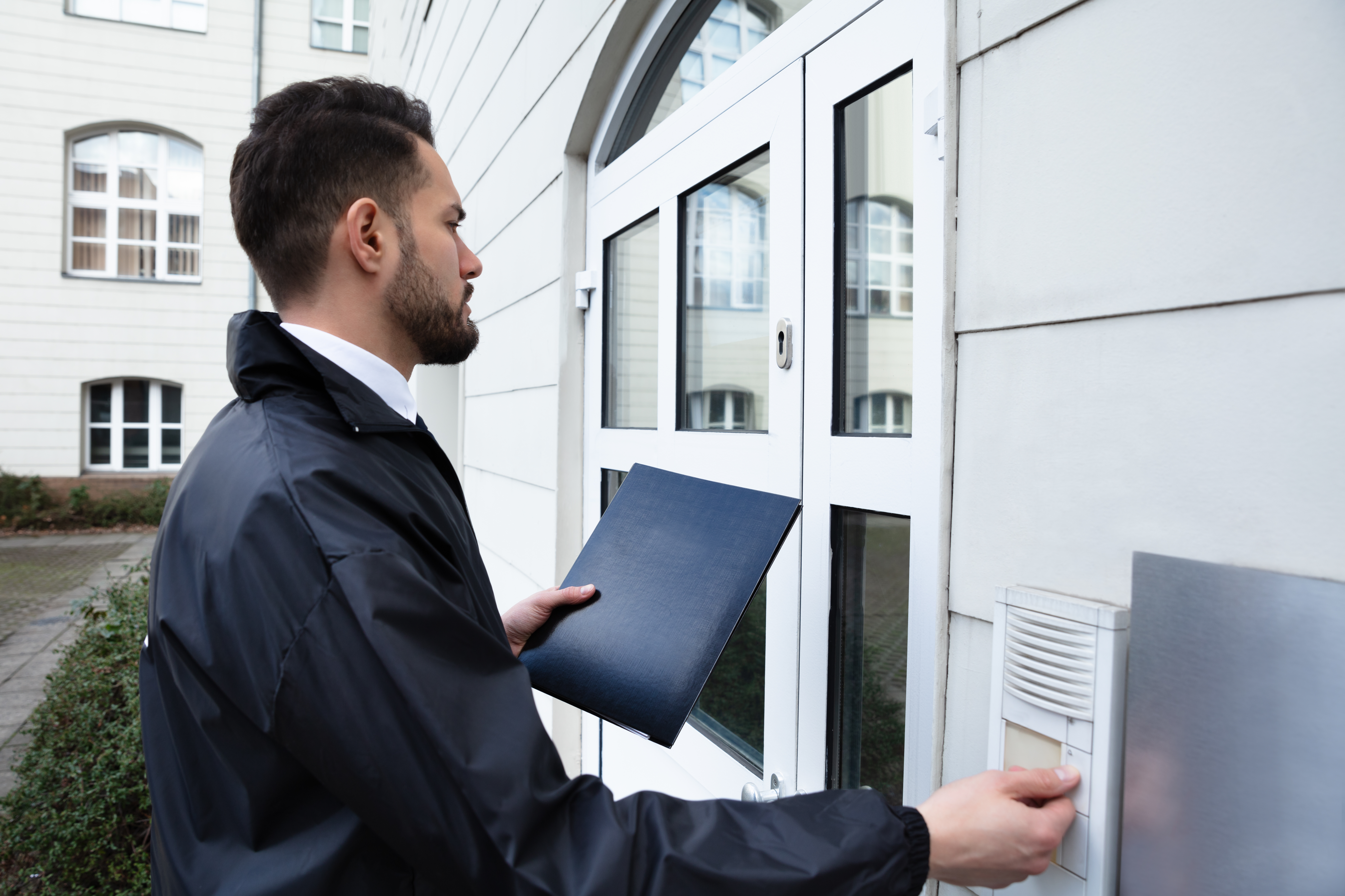 onsite inspection debt collector