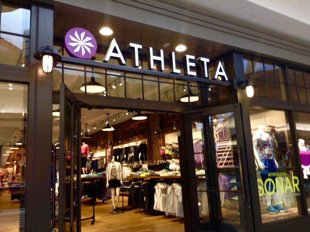 retail market research athleta