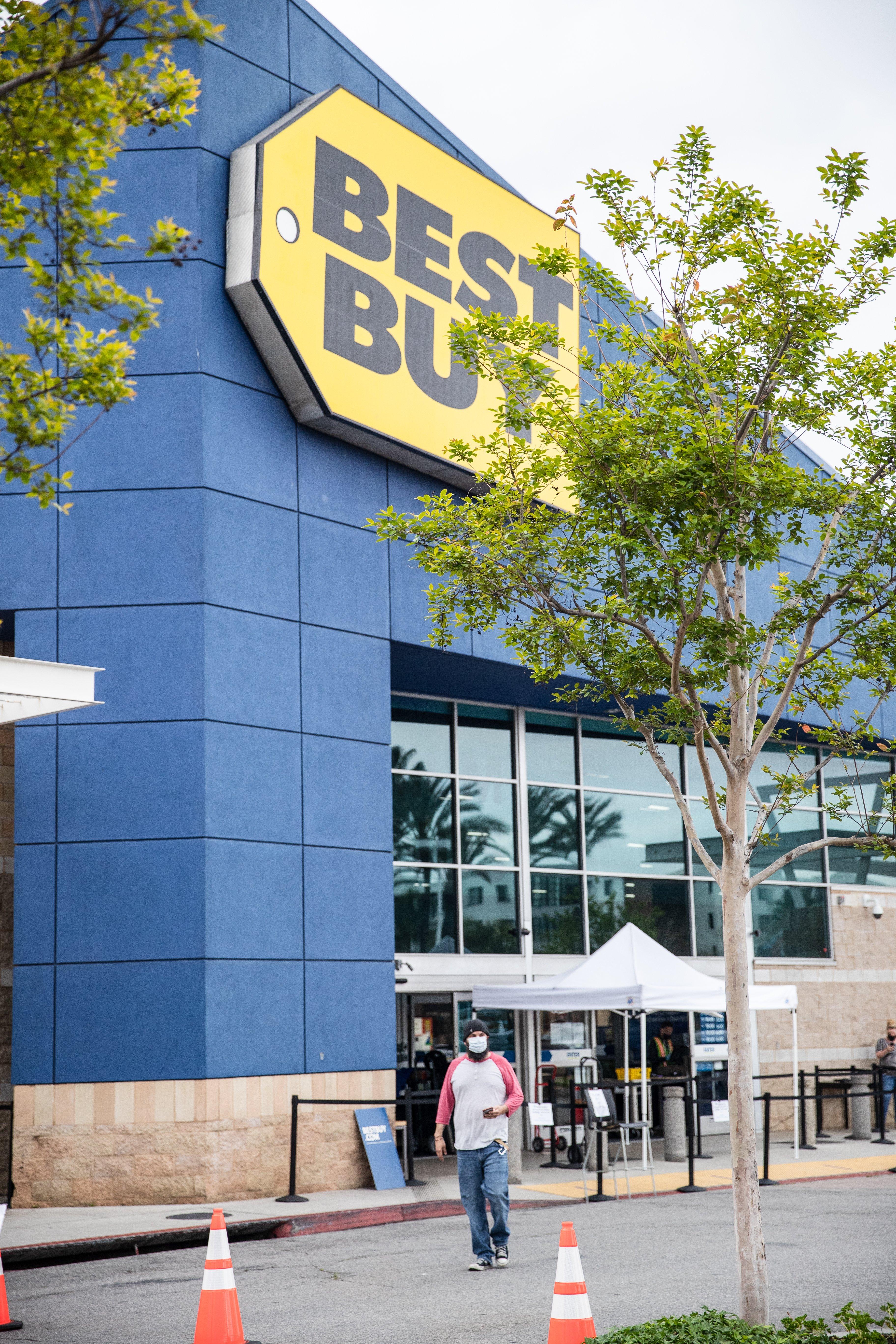 retail market research coronavirus best buy