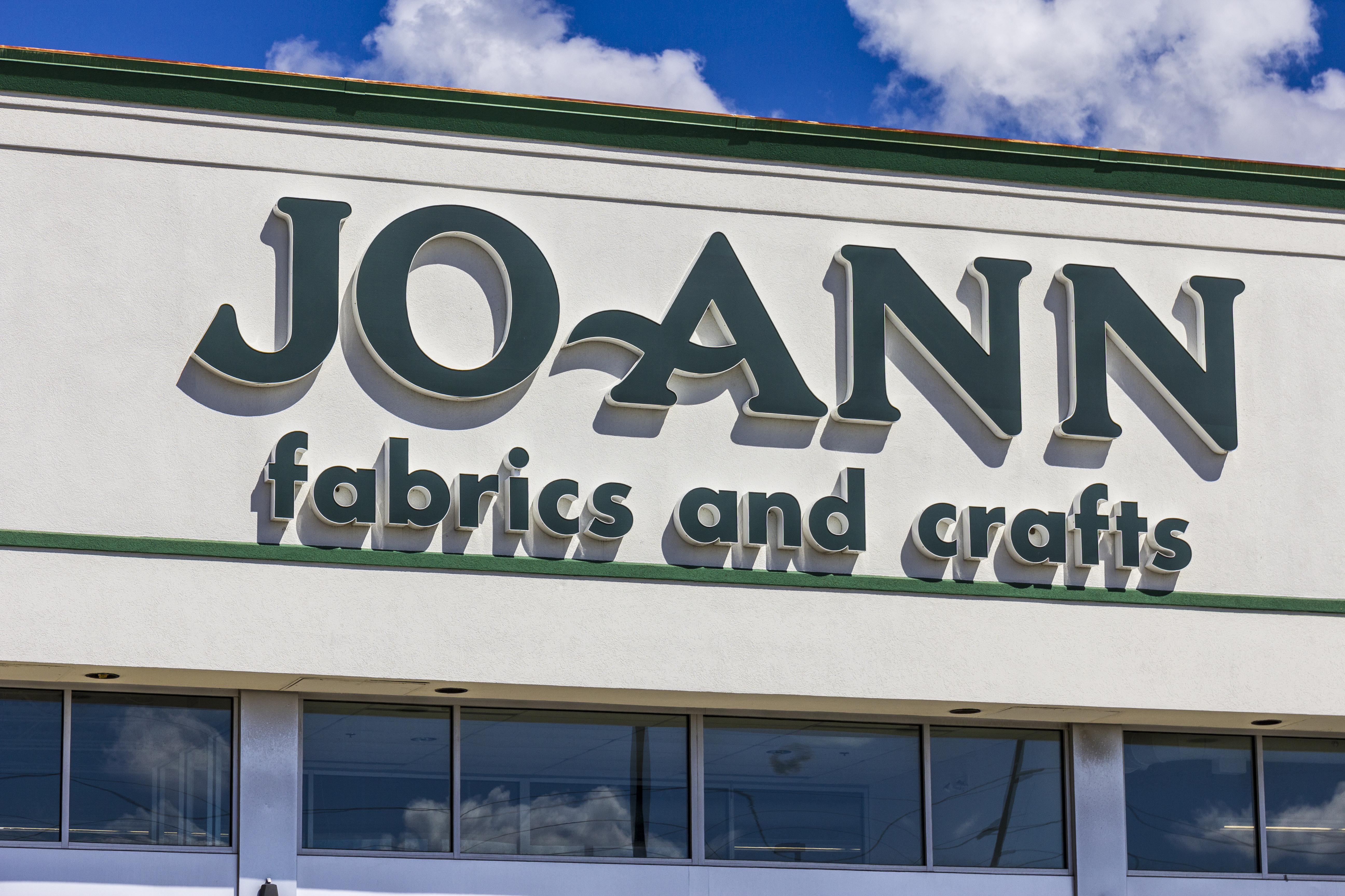 retail market research joeann fabric