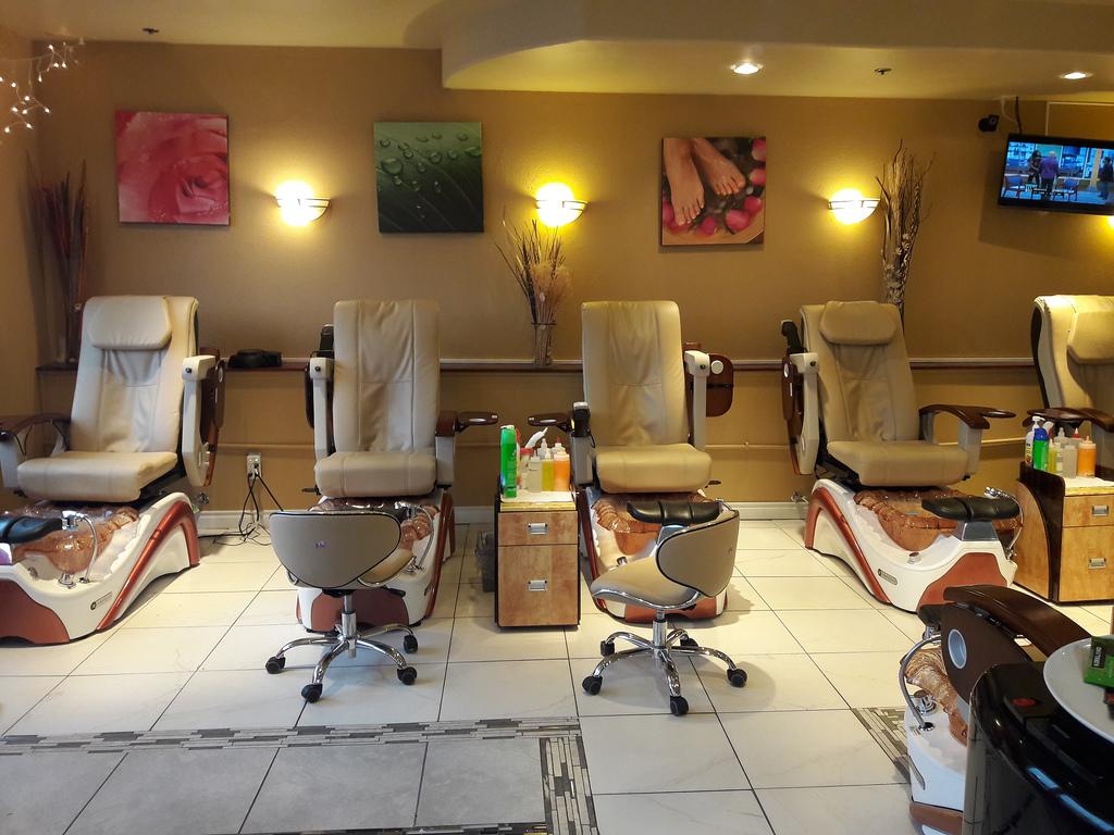 retail market research nail salon