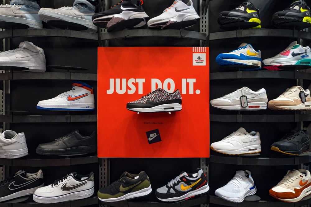 retail market research nike