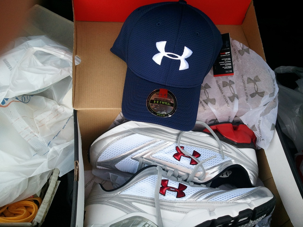 retail market research under armour