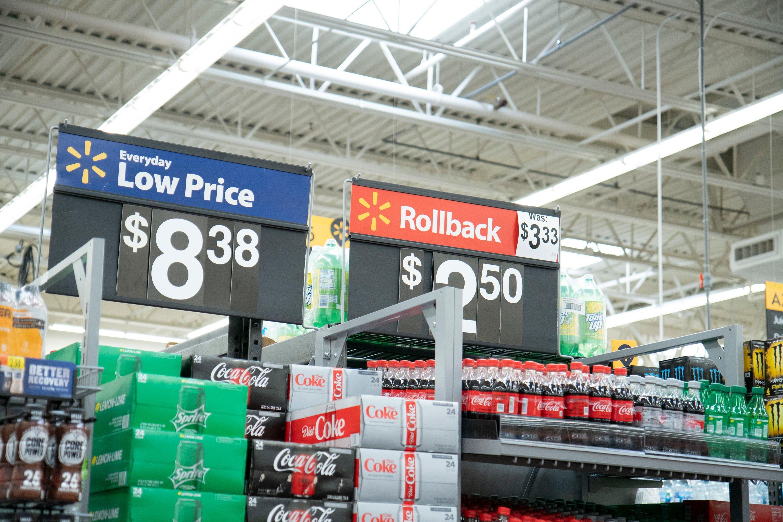 retail market research walmart rollback