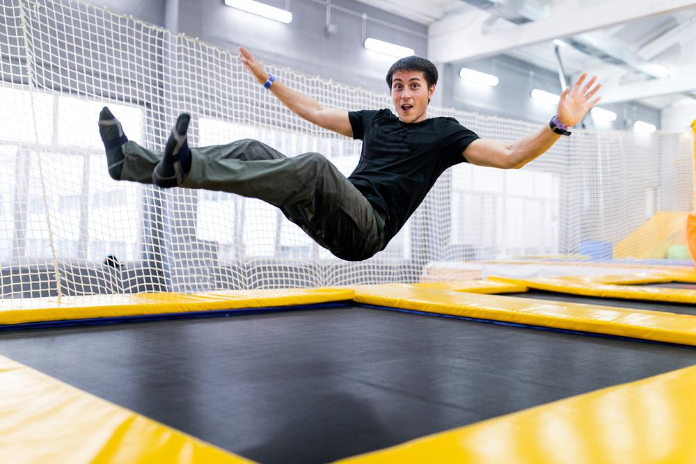 retailtainment market research trampoline
