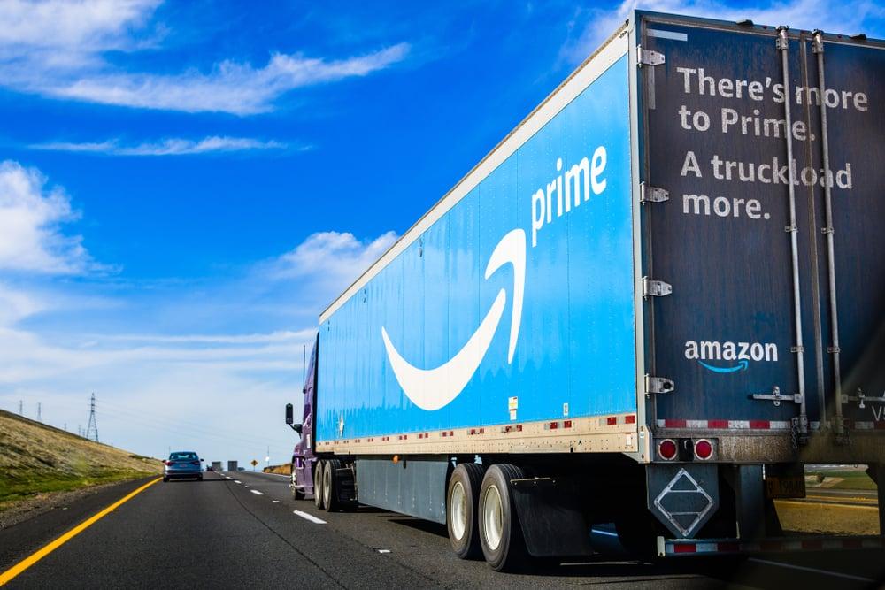 amazon market research transportation